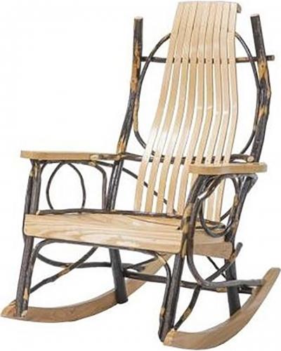 Barrah Rocker Chair - Natural