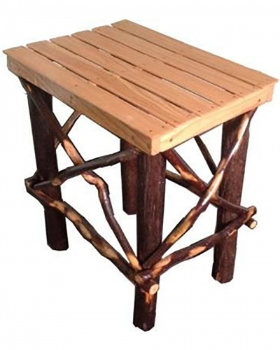 Fran Side Table - Natural
