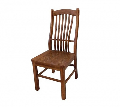 Arrowwood Side Chair - Medium Oak