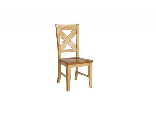 Toby Side Chair - Harvest Oak