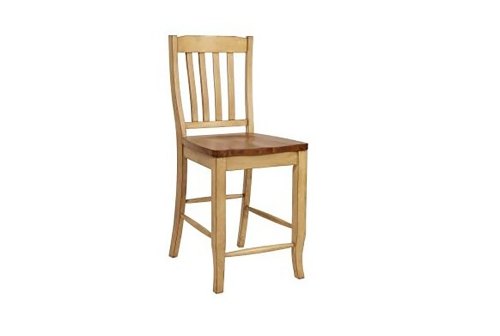 Talys 24-inch Barstool - Two Tone