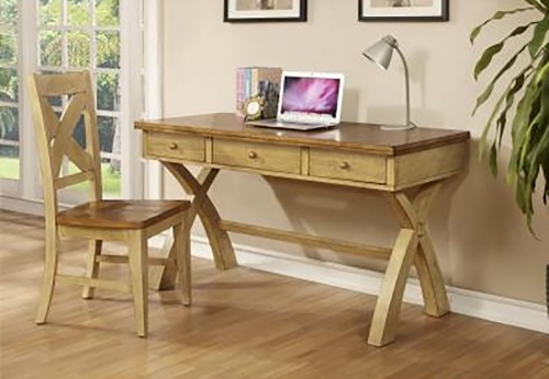 Wallis Desk - Two Tone