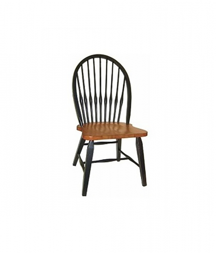 Torchwood Side Chair - Harvest/Black