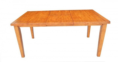 Ashfield Leg Table - Wood Tone