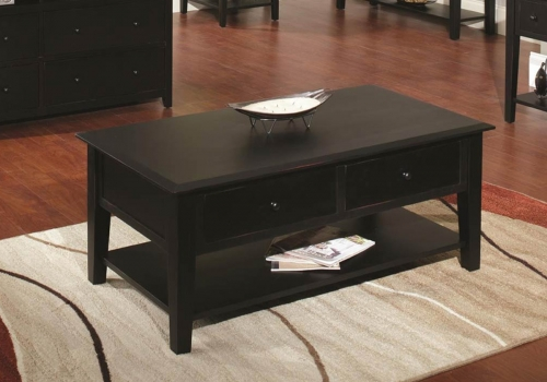 Barnstable Table - Black