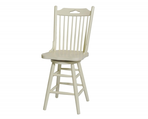 Blackstone 24-inch Barstool - Buttermilk