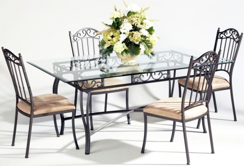 0710 Rectangular Dining Collection