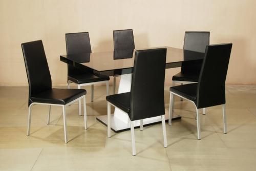 Imports MARINA DT SET Marina Rectangular Dining Table Collection 439 299