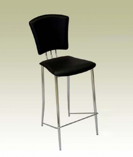 Tracy Black Counter Stool
