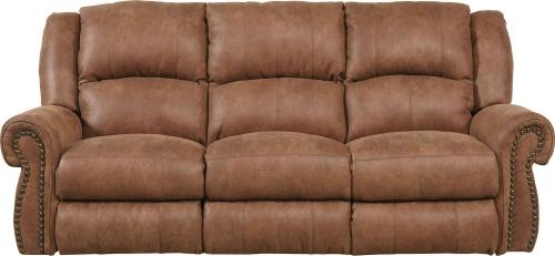 Westin Reclining Sofa - Nutmeg