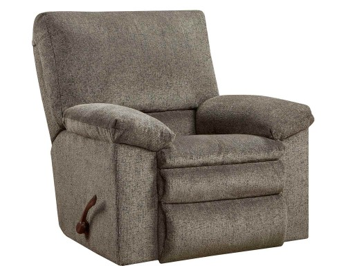 Tosh Rocker Recliner Chair - Pewter