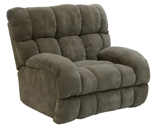 Siesta Power Lay Flat Recliner - Porcini