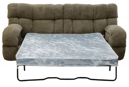 Siesta Queen Sleeper Sofa - Porcini