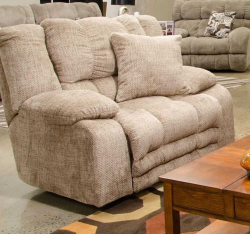 Branson Recliner Chair - Camel