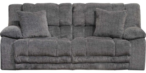 Branson Reclining Sofa - Pewter