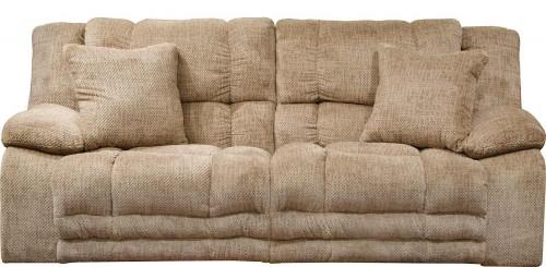 Branson Reclining Sofa - Camel