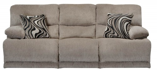 Jules Reclining Sofa - Pewter