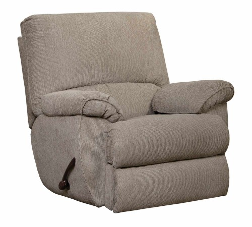 Elliot Glider Recliner Chair - Pewter