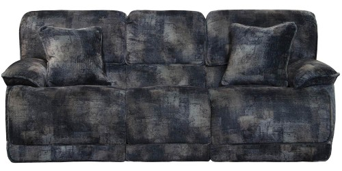 Bolt Reclining Sofa - Pewter