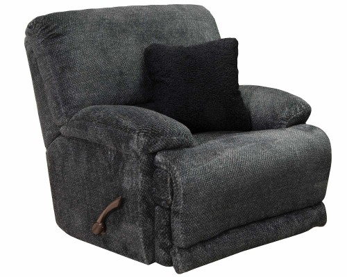 Montego Recliner Chair - Ebony