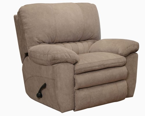 Reyes Rocker Recliner Chair - Portabella