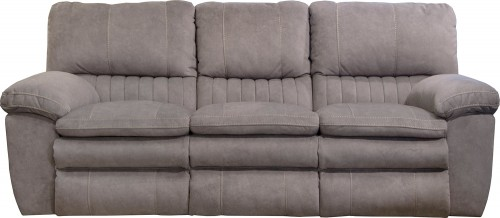 Reyes Reclining Sofa - Graphite