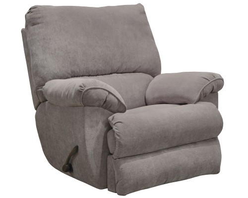 Sadler Rocker Recliner Chair - Mica