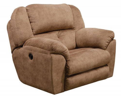 Carrington Recliner Chair - Silk