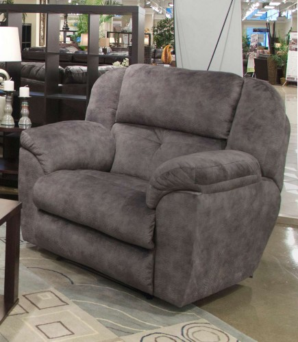 Carrington Recliner Chair - Greystone