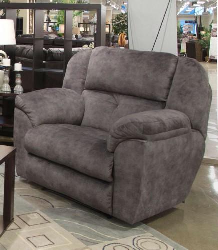 Carrington Recliner Chair - Greystone
