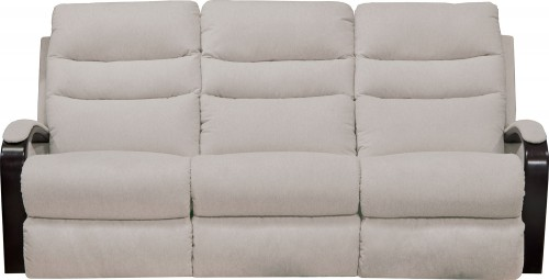 Jansen Reclining Sofa - Shell
