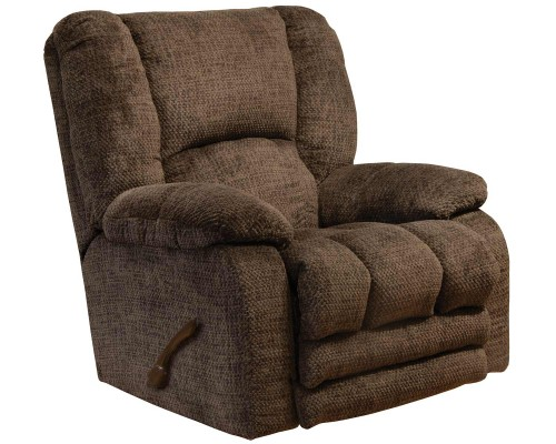 Hardin Rocker Recliner Chair - Chocolate