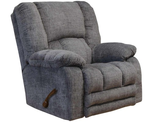 Hardin Rocker Recliner Chair - Pewter