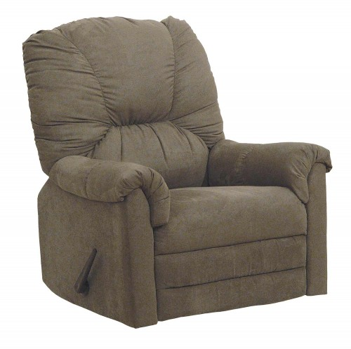 CatNapper Winner Rocker Recliner Chair - Herbal