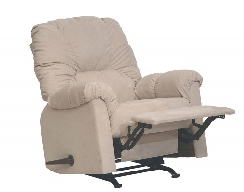 Winner Rocker Recliner Chair - Linen