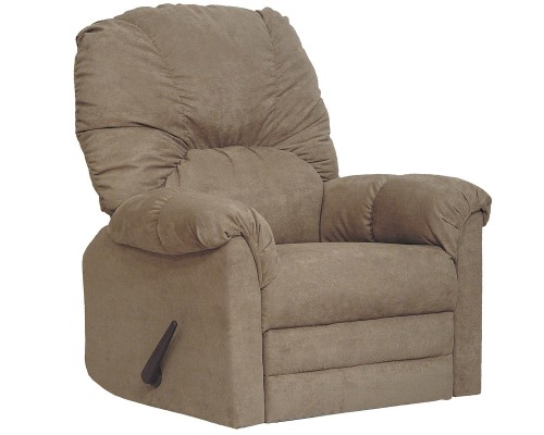 Winner Rocker Recliner Chair - Mocha