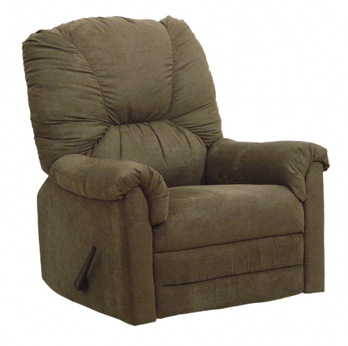 CatNapper Winner Rocker Recliner - Herbal