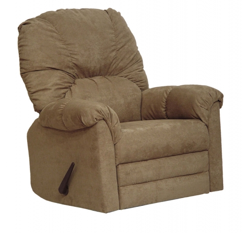 Winner Rocker Recliner - Mocha