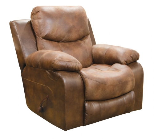 Henderson Swivel Glider Recliner - Sunset