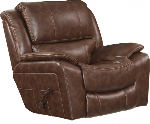 Beckett Rocker Recliner - Java