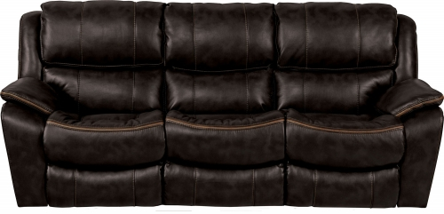 Beckett Power Reclining Sofa - Black
