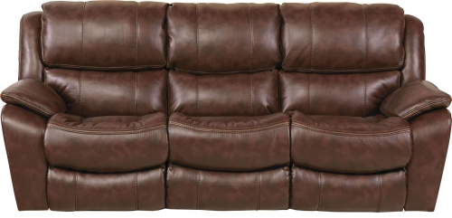 Beckett Reclining Sofa - Java