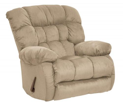 Teddy Bear Rocker Recliner Chair - Hazelnut