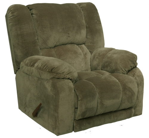 Hogan Inch Away Recliner with X-tra Comfort Footrest - Sage