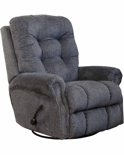 Norwood Recliner Chair - Pewter