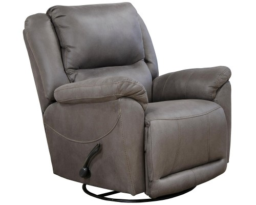 Cole Recliner Chair - Charcoal