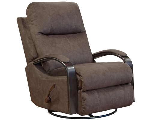 Niles Recliner Chair - Chocolate