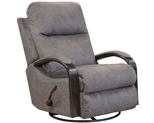 CatNapper Niles Recliner Chair - Graphite