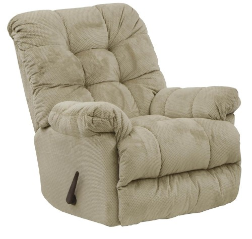 Nettles Rocker Recliner Chair - Doe