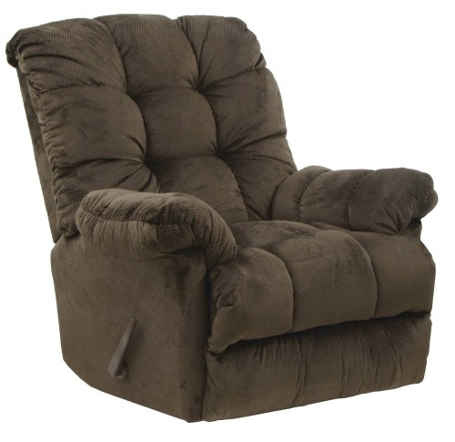 Nettles Rocker Recliner Chair - Umber